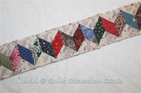 Pieced Quilt Border Patterns