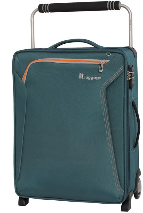Lightest Cabin Bag by Accent Worlds Lightest By It Luggage 55cm 2 Wheel Cabin