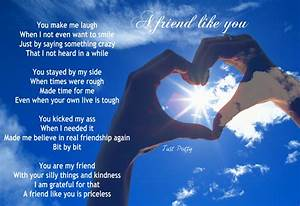 True Friendship Poems That Make You Cry | www.pixshark.com ...
