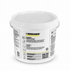 Produit Nettoyage Moquette : nettoyant carpetpro rm 760 poudre classic 10 kg k rcher ~ Premium-room.com Idées de Décoration