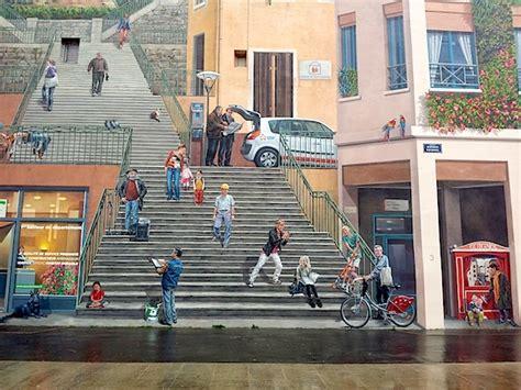 mur peint des canuts croix rousse plateau lyon visite