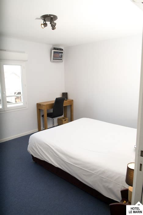 le chambre gar n hotel le marin chambre n 6 situation nord