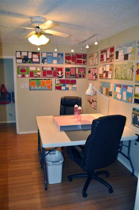 Creative Cottage  Accommodations  Craft Room