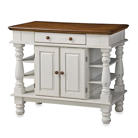 home styles americana kitchen island home styles americana kitchen island bed bath beyond 7163