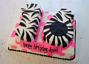 Image Gallery Number 16 Cake