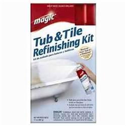 Bathtub Reglazing Kit Home Depot by Magic Renew Tub Amp Tile Refinishing Kit Bright White