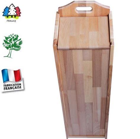 support ustensiles cuisine huche en bois de htre huil bois poterie