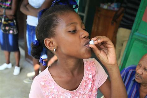 Cholera vaccination campaign for Haitians hardest hit by ...