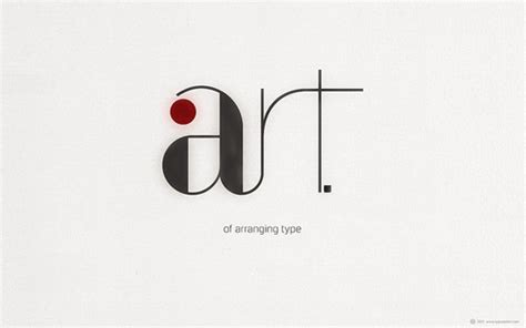 latest web design techniques typographic contrast