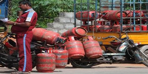OTP Based LPG Cylinder Home Delivery Starts from this Date ...