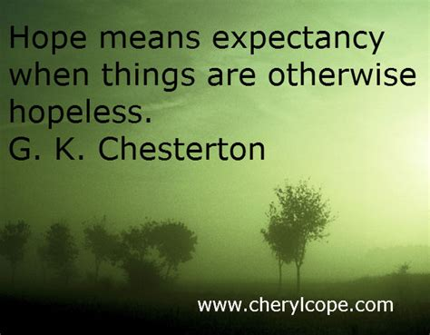 christian quotes  hope part  cheryl cope