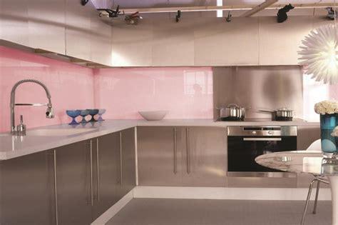 cuisine sur 2 crédence verre sur mesure