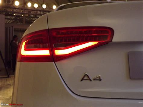 2012 audi a4 facelift launched 27 3 38 0 lakhs ex mh
