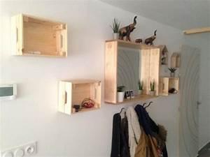 Ikea Caisse Bois : trends diy decor ideas tag res murales diy avec les ~ Melissatoandfro.com Idées de Décoration