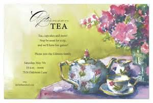 stevie streck invitations tea party invitation polka dot design