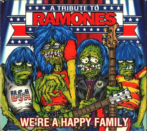 We're A Happy Family A Tribute To Ramones — Википедия