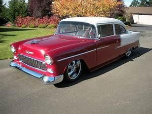 1955 Chevrolet Bel Air Custom 2 Door Coupe