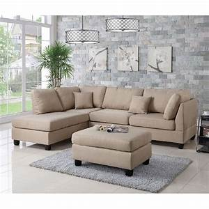 infini furnishings reversible chaise sectional reviews With amazon ca sectional sofa