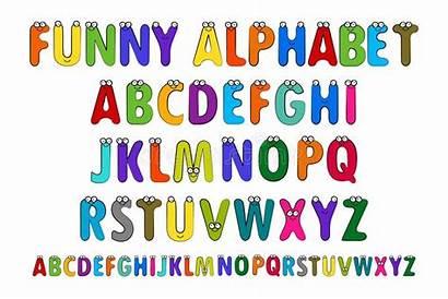 Bambini Dei Istruzione Alfabeto Lettere Delle Alphabet