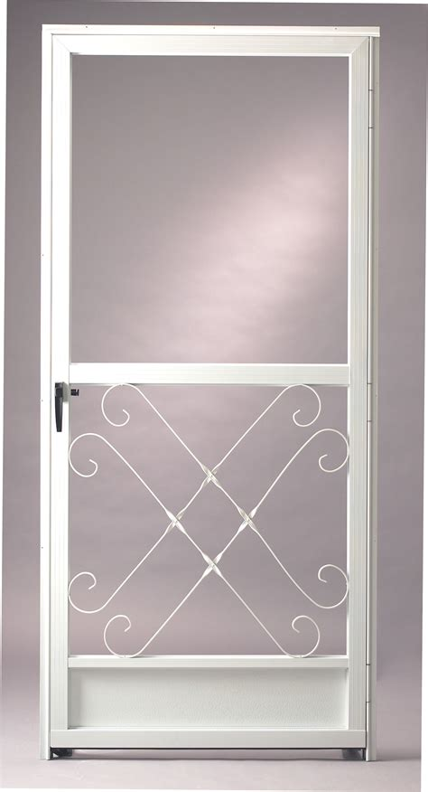 the screen door unique home designs screen doors buying guide homesfeed