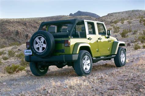 wrangler jeep 2008 2008 jeep wrangler reviews specs and prices cars com