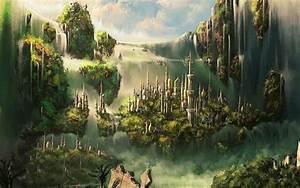 City HD Wallpaper | Background Image | 1920x1200 | ID ...