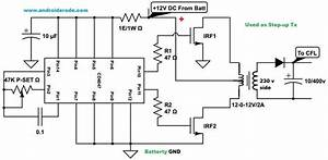 inverter using mosfet With simple inverter circuit using cd4047