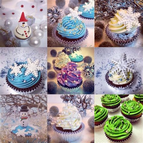 ideas for decorating cupcakes christmas cupcake decorating ideas holiday cake designz pinterest