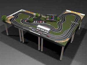 1000  Images About 1  32 Slot Car Layouts On Pinterest