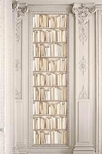 Papier Peint Trompe L4oeil : trompe l 39 oeil et papier peint architecture interieure conseil ~ Premium-room.com Idées de Décoration