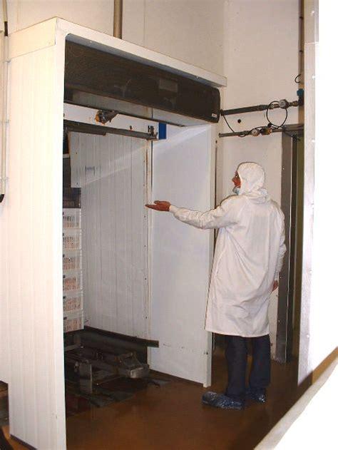 technology air curtain applications