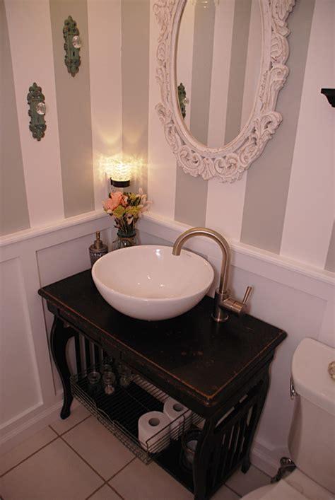 Houzz Small Half Bathrooms  Bathroom Design Ideas