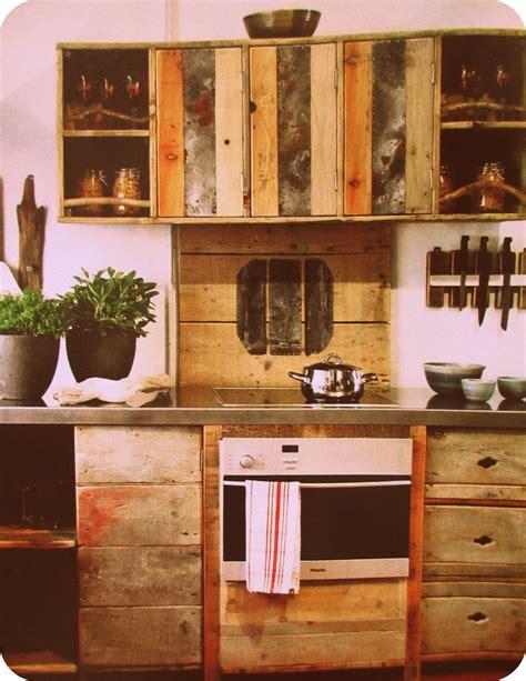 ideas de cocinas  palets  te encantaran camas en