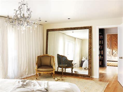 magnificent interior designs  big big mirrors