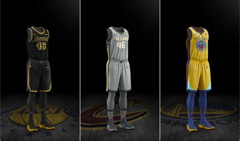 Nike's NBA City Edition jerseys: What they say about your ...