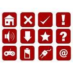 Icons Web Vector Svg Clipart Domain Vectors