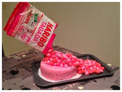 anniversaire cuisine l 39 esprit vient en jouant cuisine gravity cake ou gâteau
