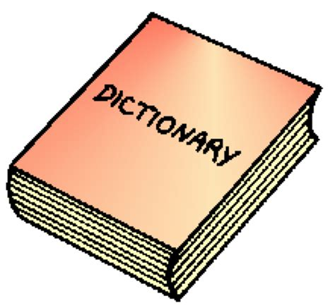 To Dictionary by Free Cliparts Dictionary Free Clip