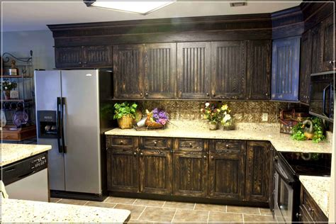 How To Refinish Kitchen Cabinets With Diy Style  Modern