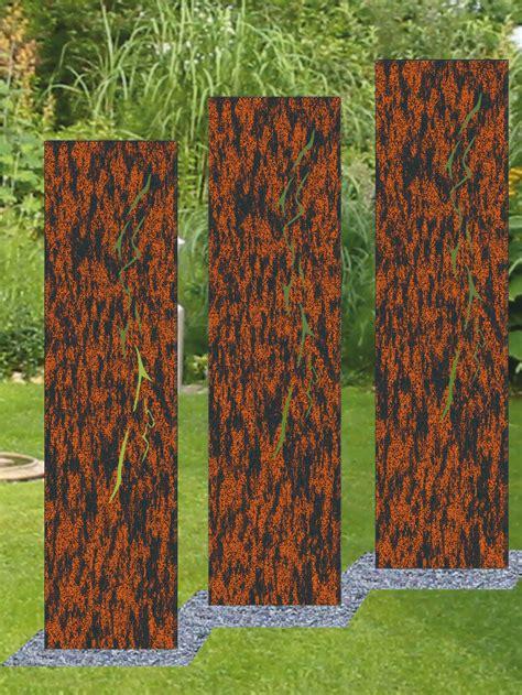 Saunahäuser Für Den Garten by Sichtschutz Trennwand