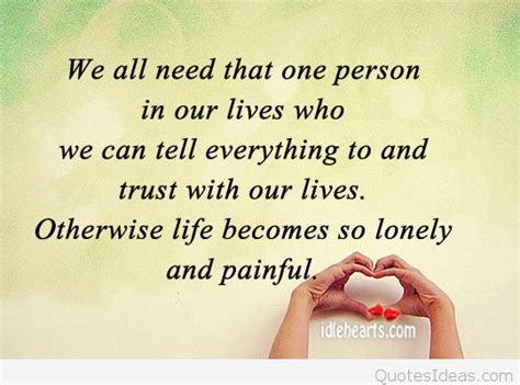 lonely people quote  good night inspiring message