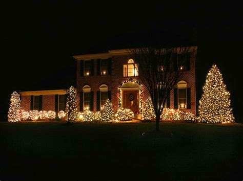 outdoor christmas lighting ideas good options for