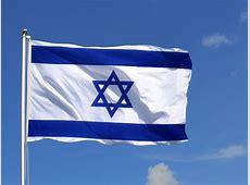 Große Israel Flagge 150 x 250 cm FlaggenPlatzde