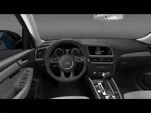 Audi Q5 Interieur : new audi q5 2012 13 facelift interieur youtube ~ Voncanada.com Idées de Décoration