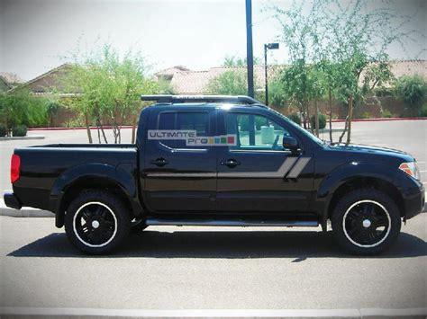 nissan frontier decal decal graphic vinyl racing stripes compatible with