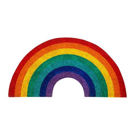 Rainbow Doormat by Buy Sunnylife Rainbow Doormat Amara