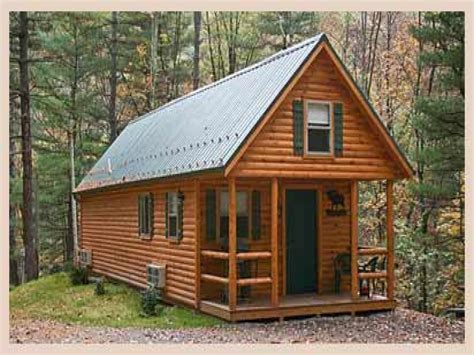 Small Hunting Cabin Plans Small Hunting Cabin Floor Plans