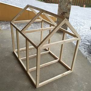 how to build an xxl dog house zeno woodwork With how to build a dog house cheap
