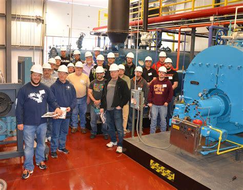 boiler training  garden city ammonia program