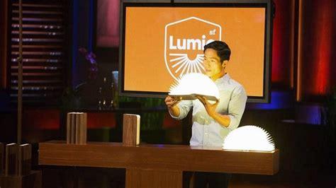 lumio book l shark tank bright lights big bidding shark tank previously tv